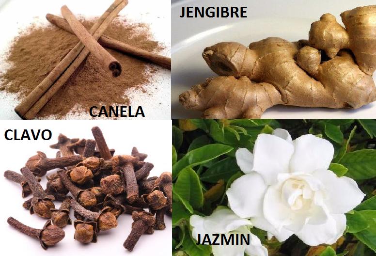 aromas otros