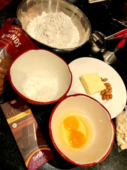 Rosca de pascua ingredientes
