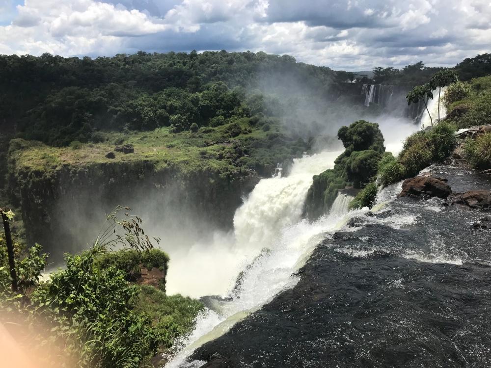 Placeres del alma - Iguazú circuito superior 2
