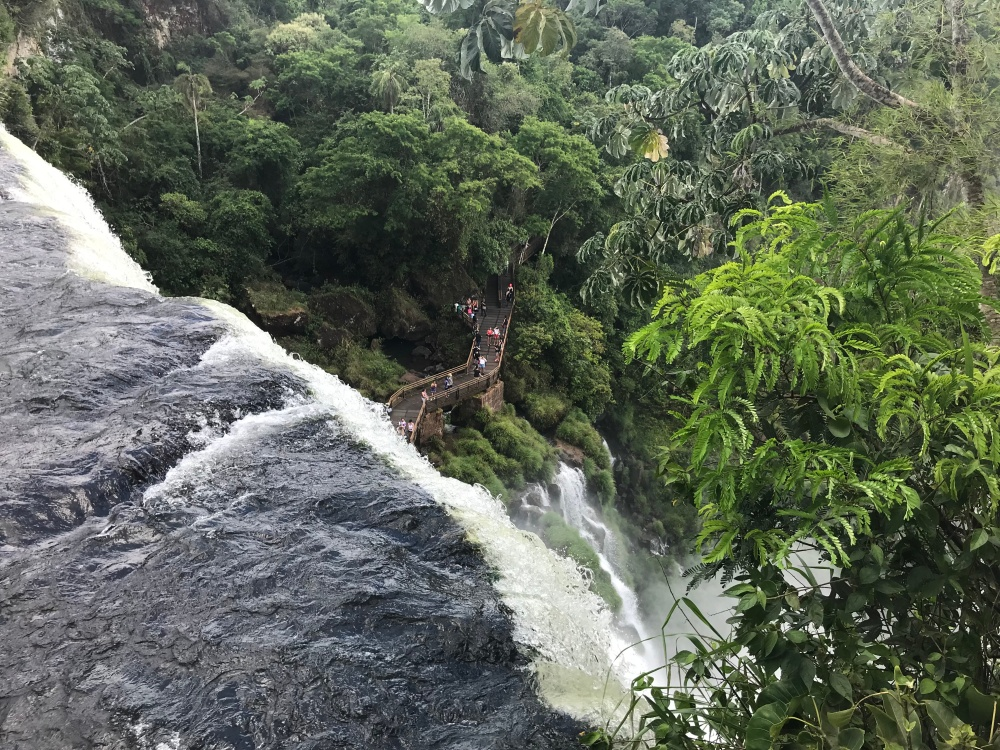 Placeres del alma - Iguazú circuito superior